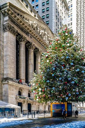 Wall Street Holiday
