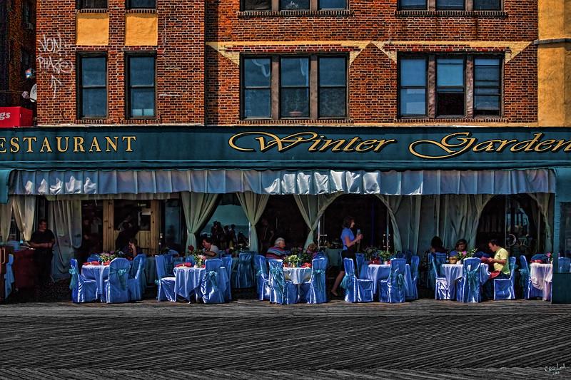 The Winter Garden Restaurant