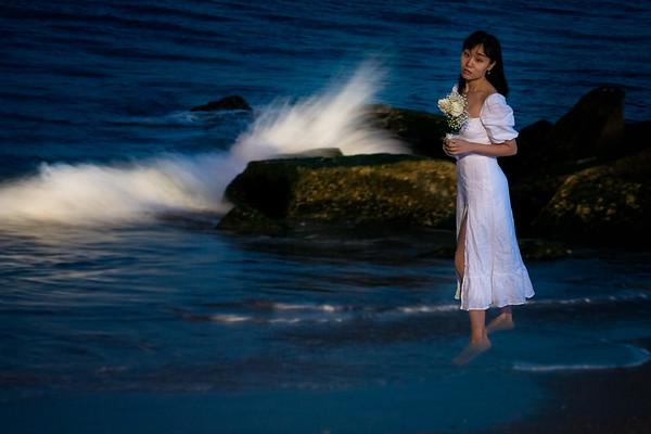 Surf Side Bride