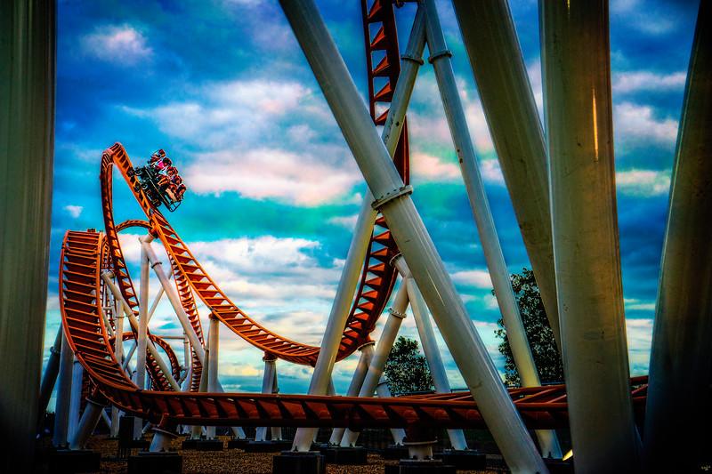 Coney Island's Newest Coaster