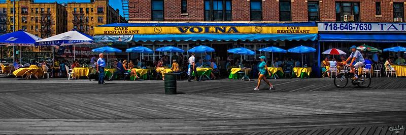 The Volna Cafe