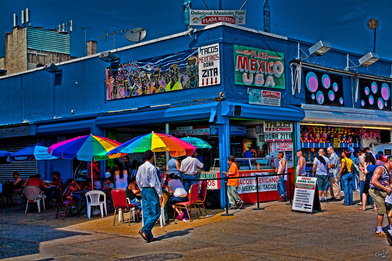 Plaza Mexico Food Store