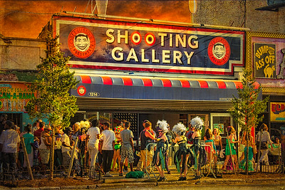Shooting Gallery