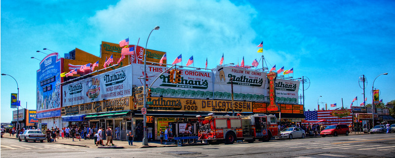 Nathan's Famous Original Headquarters