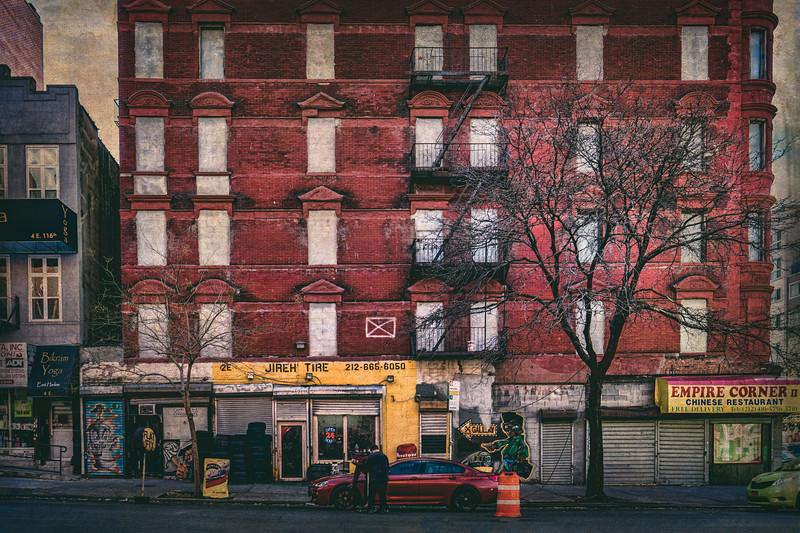 Harlem Tire Shop