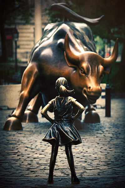 Fearless Girl Revisited