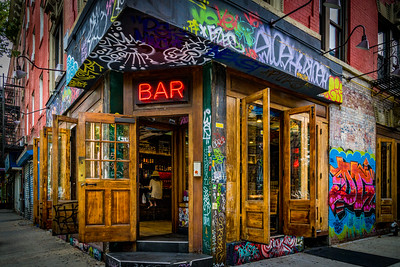 East Village Bar