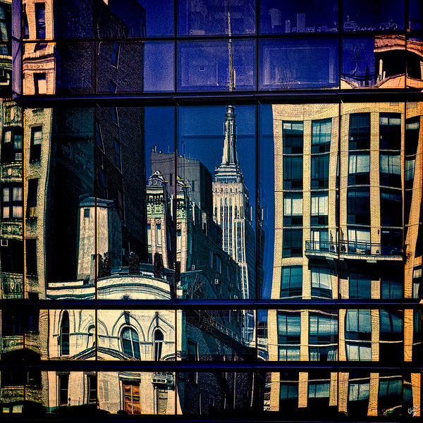 Reflection &th Avenue @ 17th Street