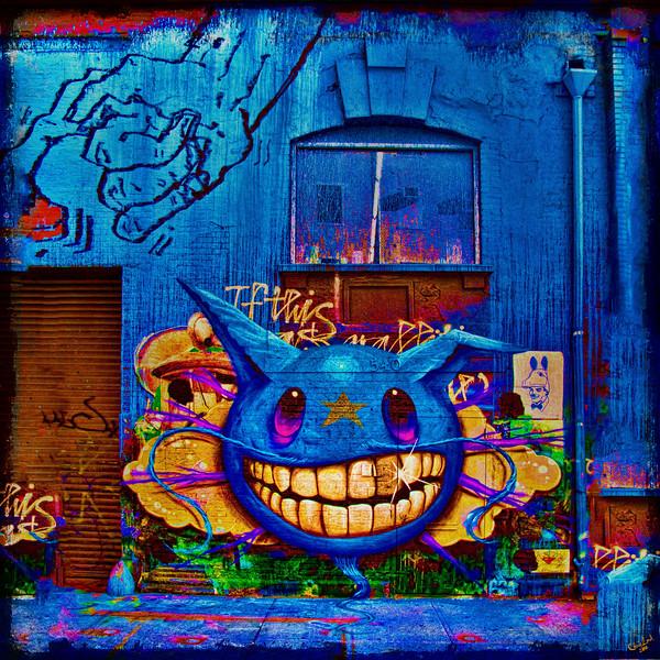 540, Street Art in Chelsea, New York City