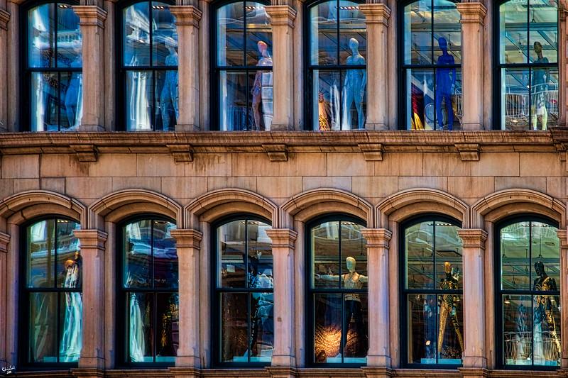 Mannequin Galleries