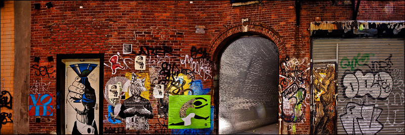 The Walls Of Chelsea