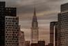 A Chrysler Building Evening