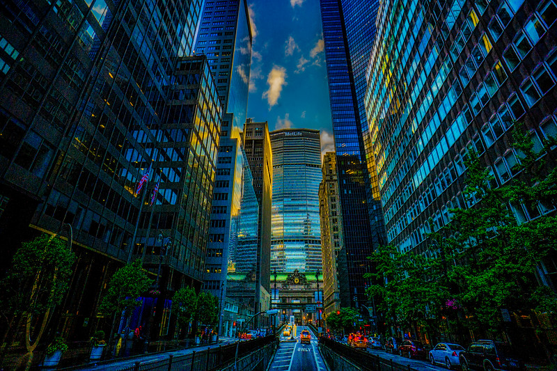 Park Avenue Sunrise