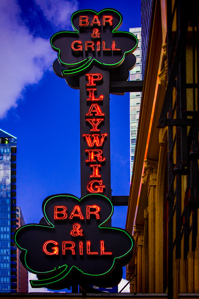 Old Style Neon