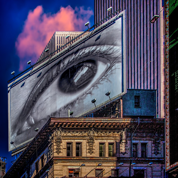 An Eye For Times Square