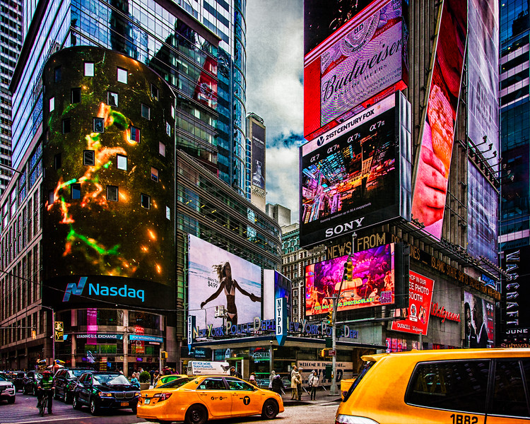 N.Y.P.D. Times Square