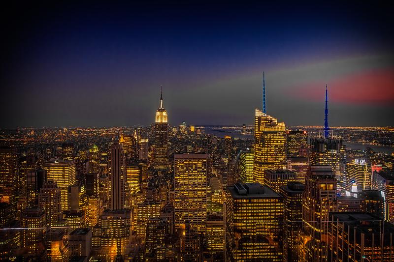 Big City Twilight