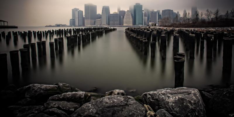 Manhattan On The Rocks