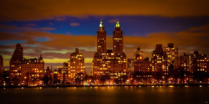 """Upper West Side with the """"El Dorado"""""""