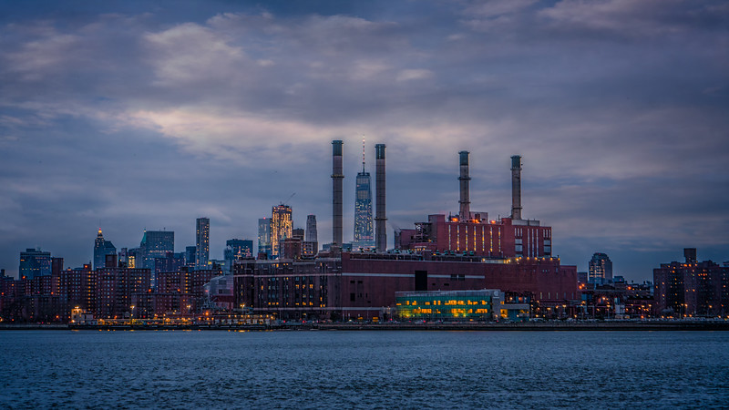 14th Street Power Station