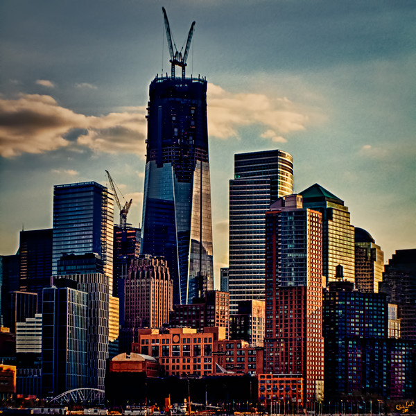 Under Construction, The New Freedom Tower