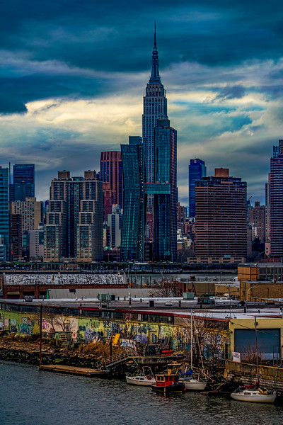 A View From Newtown Creek