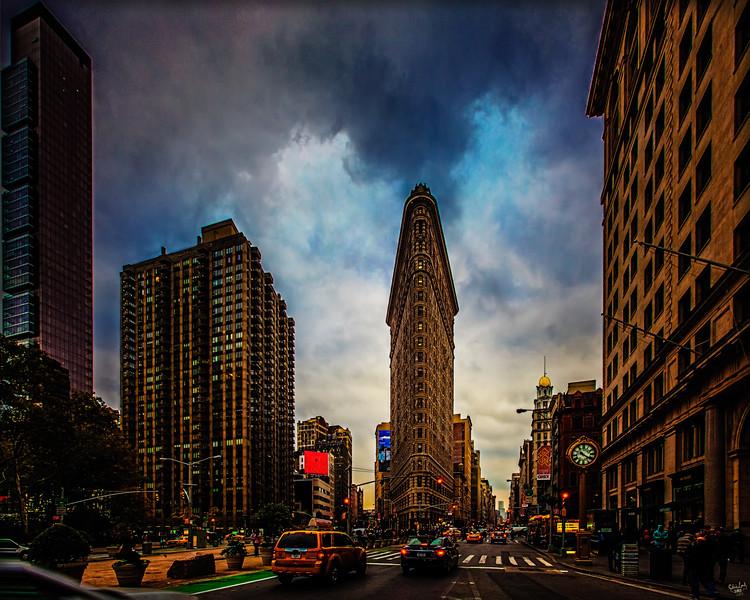 The Flatiron District, Chelsea, Manhattan