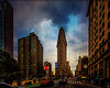 The Flatiron District, Chelsea, Manhattan