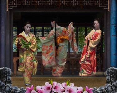 Sakura Dancers