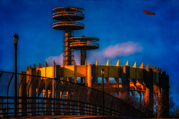 New York Pavilion, 1964 World's Fair