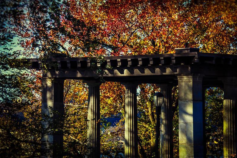 Riverside Park Gazebo, Central Park