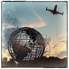 Unisphere Jetplane, Flushing Meadows Park