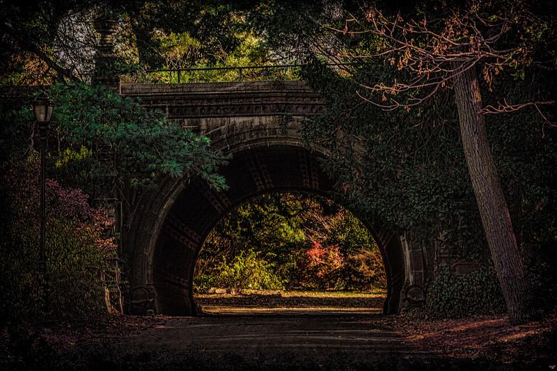 Cleft Ridge Bridge, Prospect Park