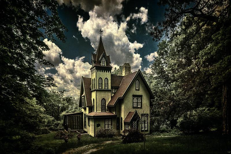 The Pixie House