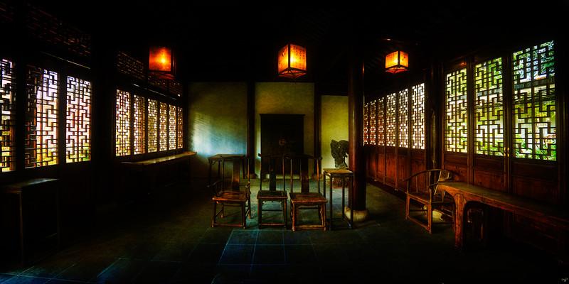 Interior, Chinese Scholars House