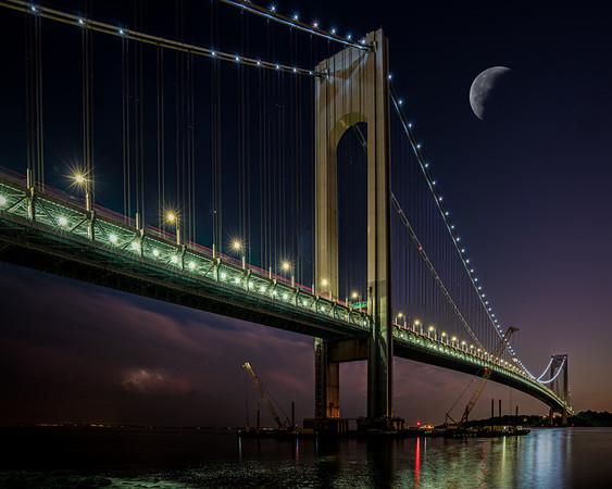 Verrazzano Moonrise