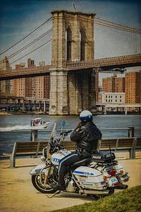 NYPD, Telephone Break