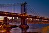 The Bridges At Dusk