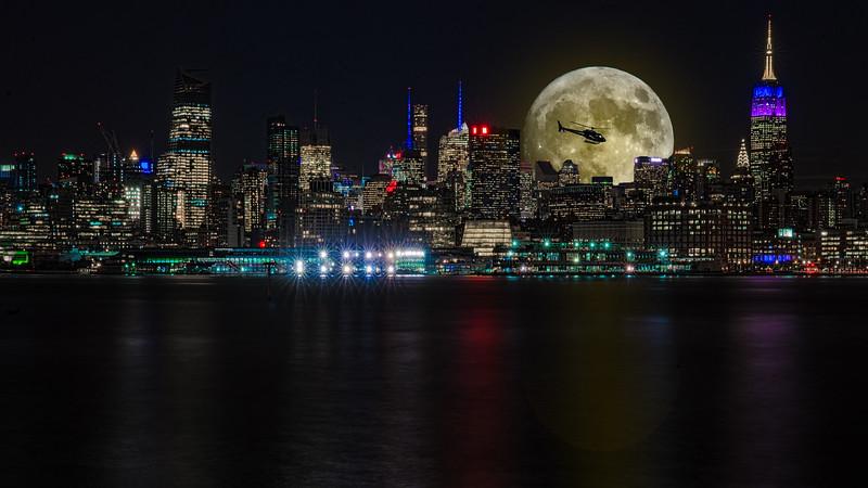 West Side Photoshop Fantasy