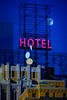 Midtown Hotel Neon Sign