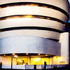 The Guggenheim Entrance