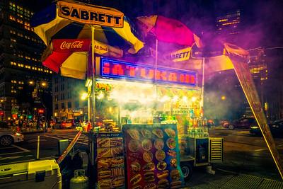 Food & Drink Street Vendor