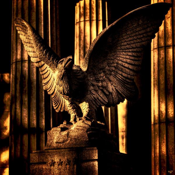 Grants Tomb Eagle