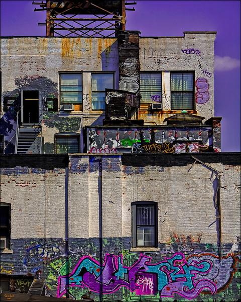 Graffiti View
