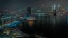 A Foggy View From The Manhattan Bridge