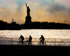Governors Island Silhouettes