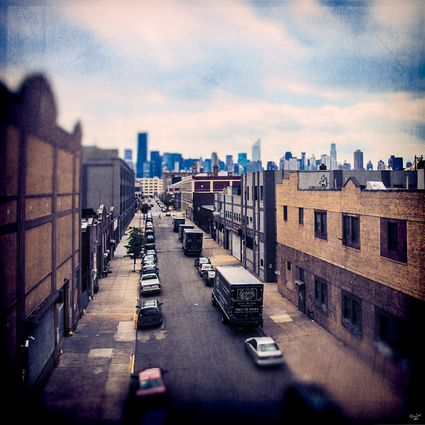 View Over Long Island City