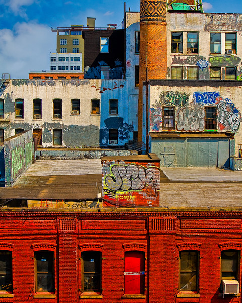 Brooklyn Rooftops