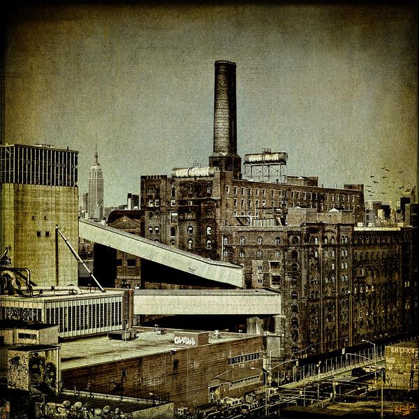 Domino Sugar Factory