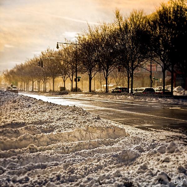Snow on 12th Avenue